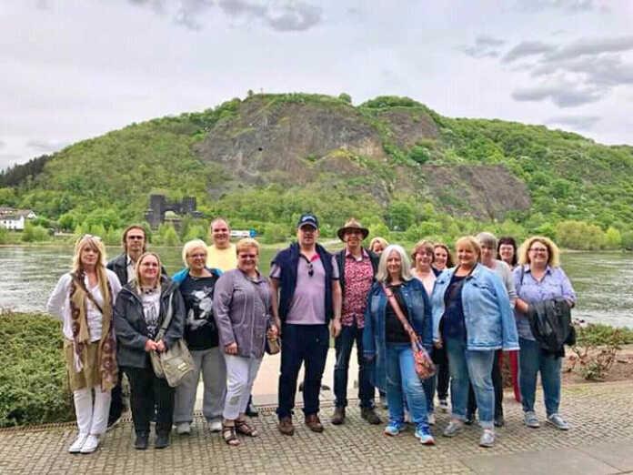 Ehemaligentreffen der Remagener Stadtsoldaten 2018