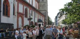 Ausflug der Theatergrupe Westum