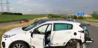 Grafschaft-Drei Unfälle mit Personenschaden an einem Tag