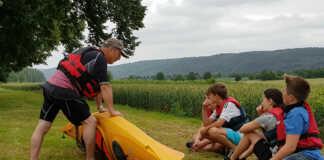 Wassersportverein Sinzig veranstaltet zweiten Paddelkurs