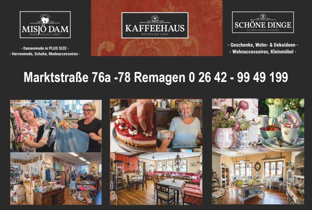 Misjö Dam - Kaffeehaus - Schöne Dinge