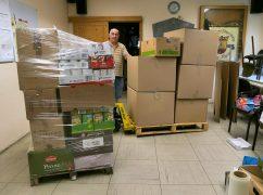 Feuerwehr sammelte Spenden für Griechenland