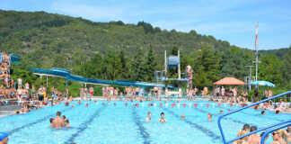Badesaison des Freizeitbades Remagen geht in die Verlängerung