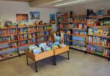 Katholisch öffentliche Bücherei im Forum Freitagsmarkt