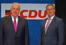 CDU Landtagsabgeordnete setzen sich für Feuerwehr ein