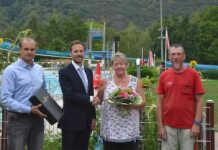3 Millionen Besucher im Freizeitbad Remagen