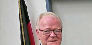 Hans Joachim Weiß in den Ruhestand verabschiedet