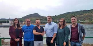Breisiger SPD schickt neue Jusos AG Breisiger Land ins Rennen