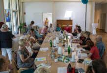 """Andrea Nahles beim Projekt """"Leben und Älterwerden in Remagen mitgestalten"""" zu Gast"""