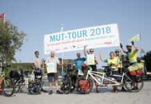 Mut-Tour - Gemeinsam unterwegs für einen offenen Umgang mit Depression