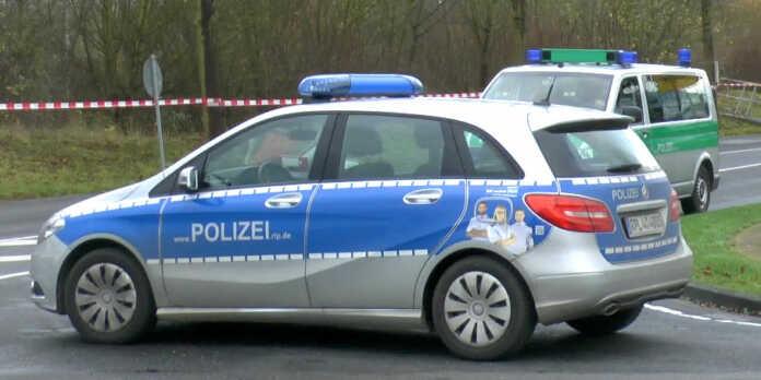 Großkontrolle der Polizei