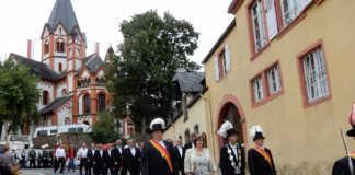 Kirmesprogramm der St. Josef-Gesellschaft 2018