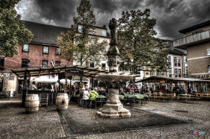 Weinfest in Remagen 2018