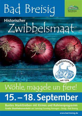 Traditioneller Zwibbelsmaat in Bad Breisig 2018 @ Bad Breisig | Bad Breisig | Rheinland-Pfalz | Deutschland