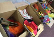Kostümflohmarkt in der alten Druckerei am 11.11. und Veilchendienstagszug