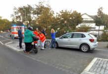 Kind bei Verkehrsunfall verletzt