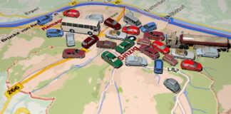 Verkehrsschau im Bereich der Stadt Remagen