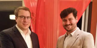 Sebastian Klinner ist Bürgermeister-Kandidat der SPD