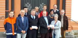 CDU Sinzig unterstützt Turnverein und Freiwillige Feuerwehr