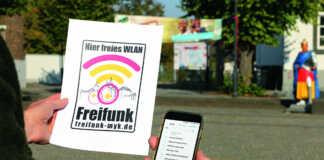 Aktivgemeinschaft übernimmt Initiative für freies WLAN in Sinzig