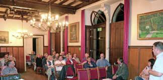 Novum bei der Mitgliederversammlung der FWG Sinzig