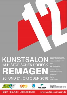 12. Kunstsalon im Historischen Dreieck @ Historisches Dreieck | Remagen | Rheinland-Pfalz | Deutschland