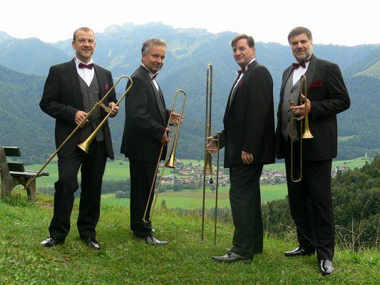 Opus 4 gastiert am  26.10.2018 um 20 Uhr erneut im Foyer der Rheinhalle Remagen @ Rheinhalle Remagen | Remagen | Rheinland-Pfalz | Deutschland