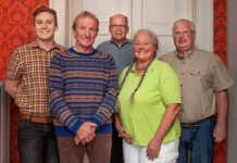 Grüne mit neuem Vorstandsteam in die Kommunalwahl