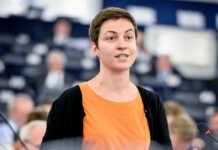 Ska Keller macht engagierten Bürgerinnen und Bürgern Mut