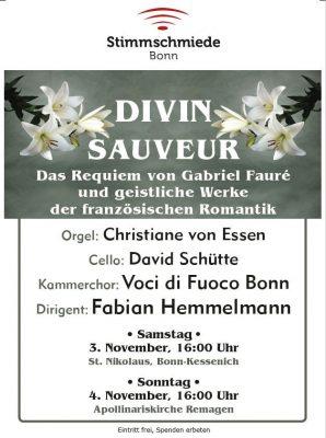 Kammerchor-Konzert @ Apollinariskirche | Remagen | Rheinland-Pfalz | Deutschland