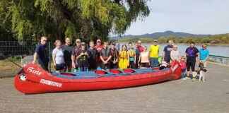 Indian Summer Camp beendet stimmungsvoll das Paddeljahr des Wassersportverein Sinzig