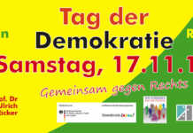 Tag der Demokratie 2018 in Remagen - Programm und Infos