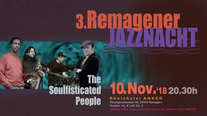 3. Remagener Jazznacht - The Soulfisticated People