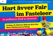 Närrischer Polit-Talk im Sinzijer Fastelovend