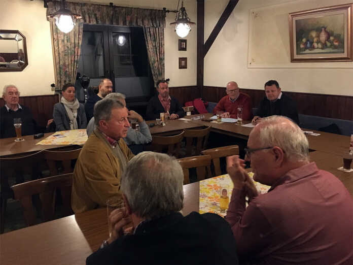 Die Freie Wählergruppe im Dialog in Westum