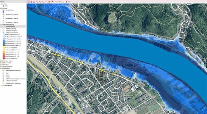 Umstrittenes Remagener Hochwasserschutzkonzept enthält Überraschungen auch für die Rheinanlieger