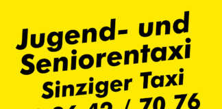 Stadt Sinzig richtet Jugend- und Seniorentaxi ein