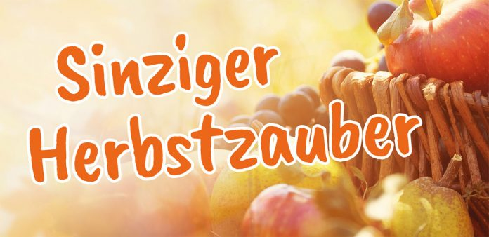 Sinziger Herbstzauber