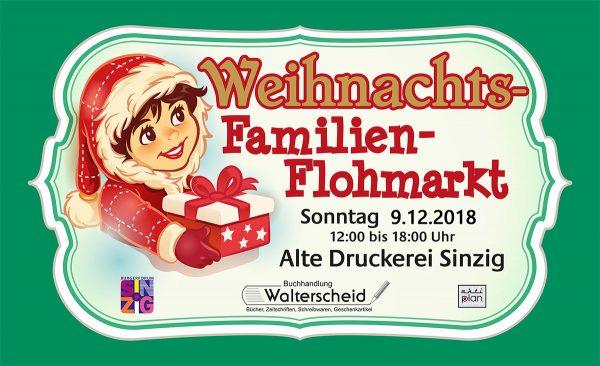 Sinziger Weihnachts-Familien-Flohmarkt @ Alte Druckerei | Sinzig | Rheinland-Pfalz | Deutschland