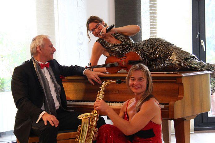 Weihnachtskonzert mit Anja Borchers & Friends