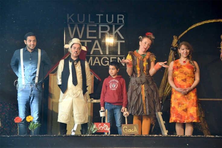 Wolle und Gack – Theaterstück für die Kinder der Grundschule St. Martin Remagen