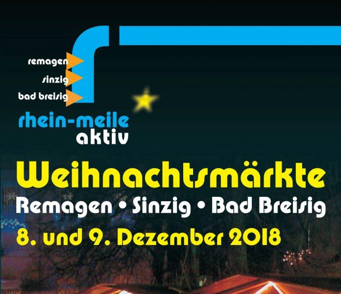 Adventsmärkte in der Rheinmeile