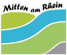 Mitten am Rhein