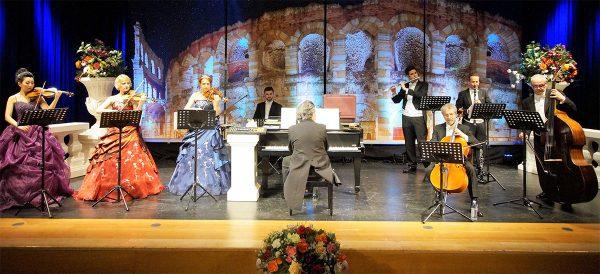 Neujahrskonzert mit den Rheinischen Solisten @ Rheinhalle Remagen | Remagen | Rheinland-Pfalz | Deutschland