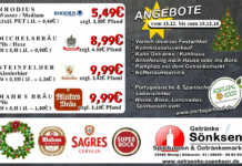 Angebote bei Getränke Sönksen KW 50/51