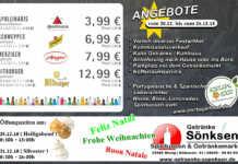 Angebote bei Getränke Sönksen KW 51/52