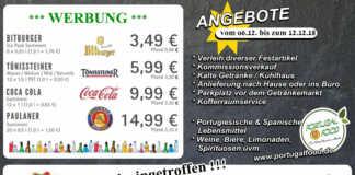 Angebote bei Getränke Sönksen KW 49/50