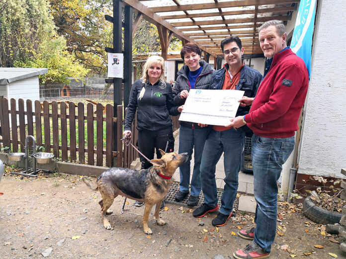 Kochevent bringt 1500,- € für das Tierheim Remagen
