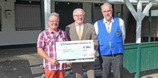 """VBKM - 500 Euro für Spielmannszug """"Freiweg"""" in Sinzig"""
