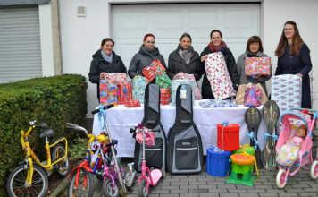 """""""Weihnachtsengel"""" bescheren Kindern von Tafelkunden eine Weihnachtsüberraschung"""